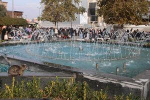 Fontana in Piazza della Moschea Yeni