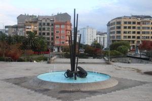 Fontana nei pressi della Stazione - 1
