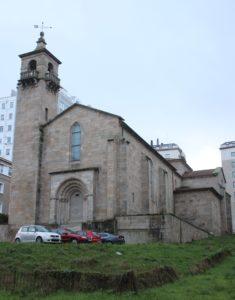 Iglesia Parroquial Franciscanos