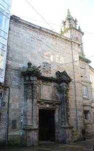 Iglesia de Orfas