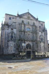 Iglesia de San Martin Pinario