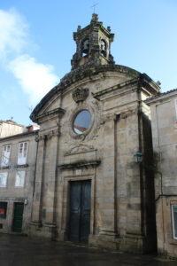 Iglesia de Santa Maria do Camino