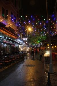 Istanbul di notte - 1