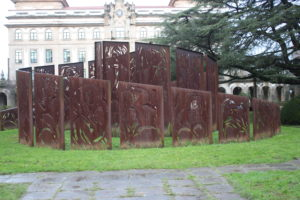 Memoriale dell'artista Acisclo Manzano