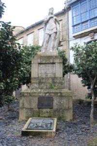 Monumento per Alfonso II il casto