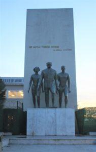 Monumento per Ataturk ad Uskudar