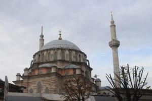 Moschea Laleli - scorcio