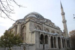 Moschea Sehzade - panoramica