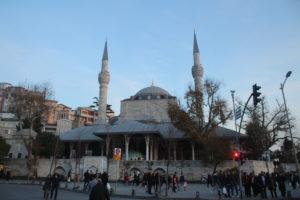 Moschea di Mihrimah Sultan