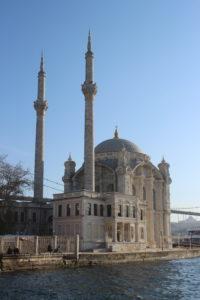 Moschea di Ortakoy - fronte
