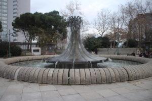 Parco Gezi - Fontana