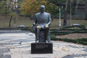 Parco Gulhane - Monumento ad Ataturk