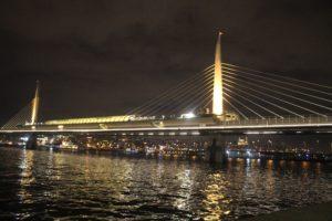 Ponte della Metro sul Corno d'Oro