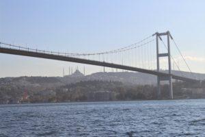 Ponte per le Vittime del 15 Luglio - panoramica