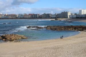 Spiaggia del Riazor