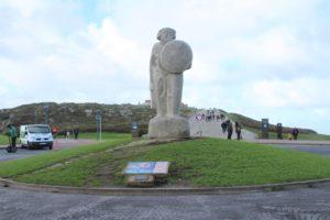Statua di Breogan