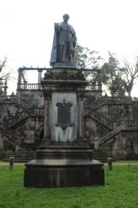 Statua per Manuel Ventura Figueroa