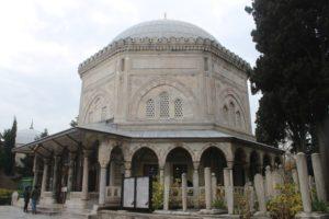 Tomba di Solimano