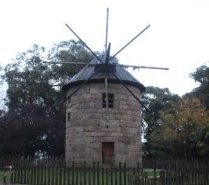 Un vecchio Mulino
