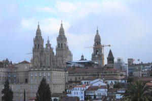 Vista dal Mirador della Cattedrale