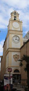 Basilica Cattedrale di Sant'Agata - campanile