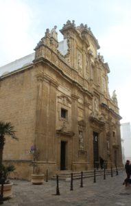 Basilica Cattedrale di Sant'Agata - facciata
