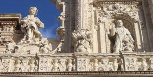 Basilica di Santa Croce - un dettaglio