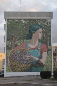 Dipinto Murale - 3