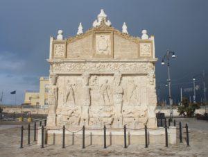 Fontana Greca - fronte