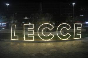 Lecce di sera - 1