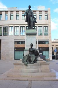 Monumento a Sigismondo Castromediano