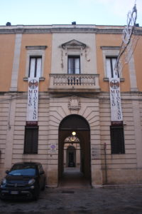 Museo Diocesano - ingresso