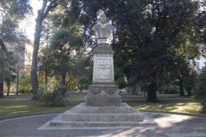 Statua per Giuseppe Garibaldi
