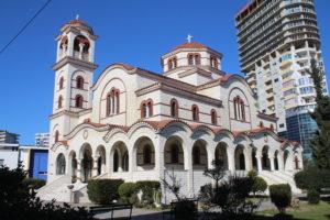 Chiesa Ortodossa St. Pavel e St. Ast - vista laterale