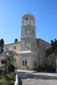 Chiesa Ortodossa - lato strada