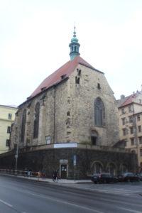 Chiesa di San Venceslao a Zderaze