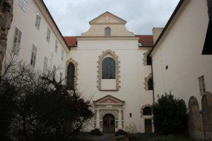 Chiesa di Santa Maria Sotto la Catena - facciata