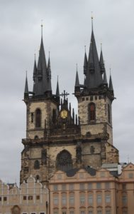 Chiesa di Santa Maria di Tyn