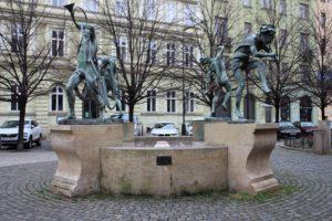Fontana dei Musicanti Cechi