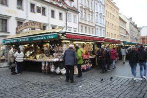 Lo stramaledetto mercatino dei souvenirs