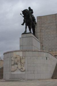 Memoriale Nazionale a Jan Zizka - lato