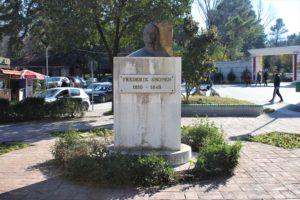 Monumento a Fryderyk Chopin