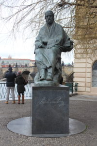 Monumento per Bedrich Smetana