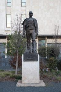 Monumento per Dede Gjon Luli