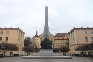 Monumento per i Legionari Cecoslovacchi