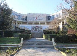 Museo dei Martiri - panoramica dell'edificio