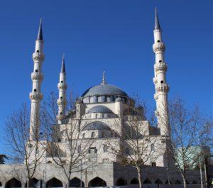 Namazgjah Mosque - retro