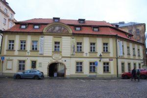 Naprstek Museum