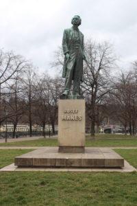 Omaggio per Josef Manes