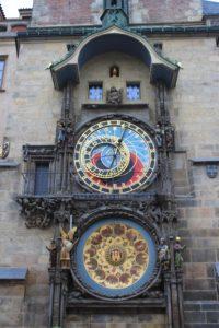 Orologio Astronomico - dettaglio